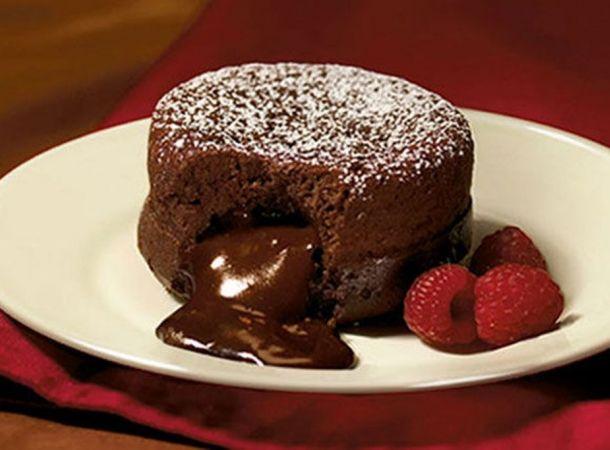 Кофейно-шоколадный фондан - рецепт