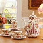 Чайная чашка - её происхождение, форма и цвет