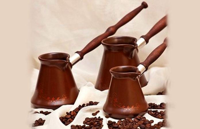 Керамическая турка для кофе - преимущества и особенности