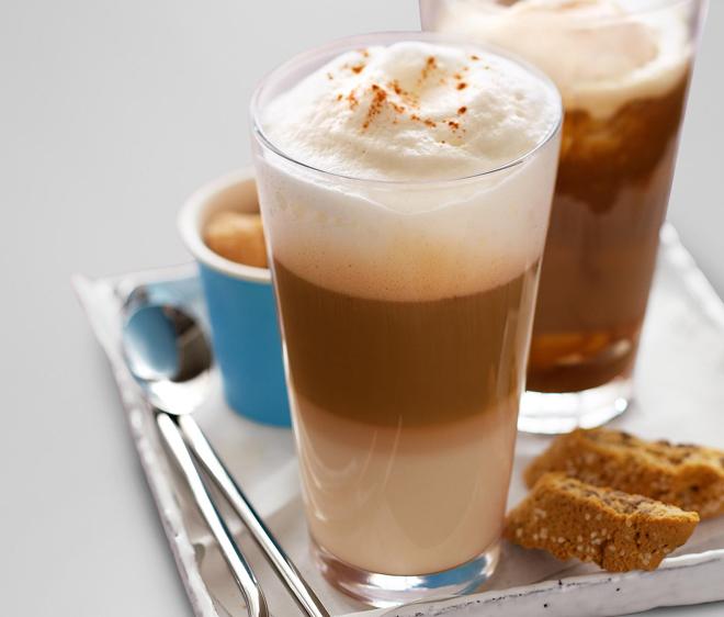 Классический рецепт кофе макиато