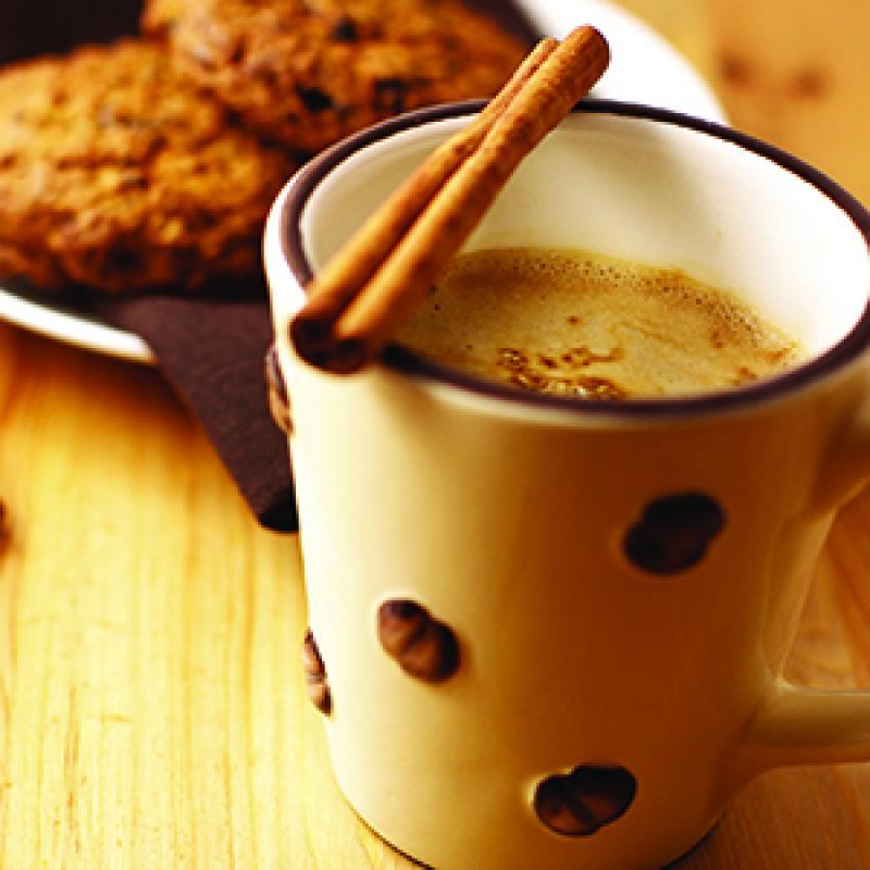 Масала-раф на основе кофе