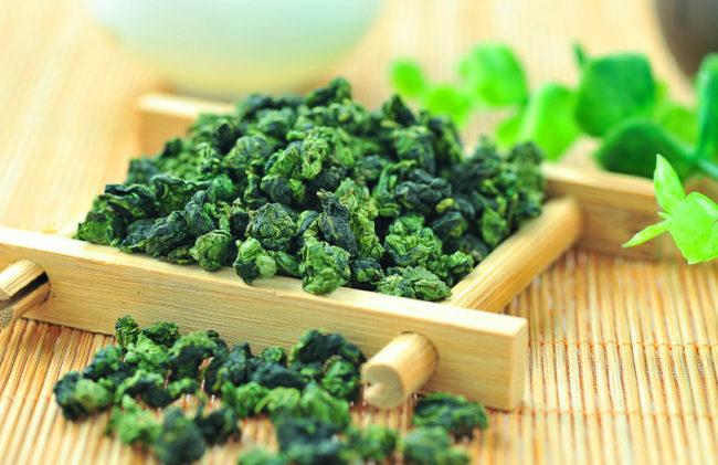 зелёный чай значительно снижает риск возникновения рака