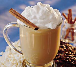 кофе латте