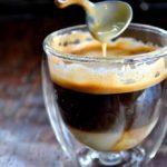 рецепт кофе с яйцом и сгущенным молоком