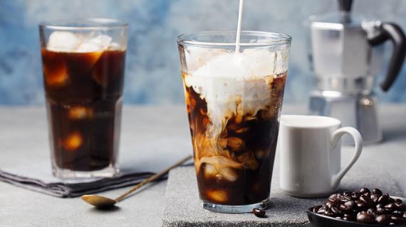 холодный кофе со льдом 10 рецептов