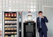 вендинговые кофейные автоматы