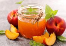 рецепты варенья из персиков