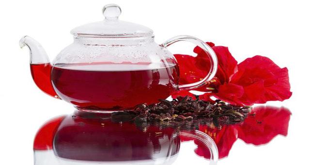 польза чая каркаде для мужчин и потенции