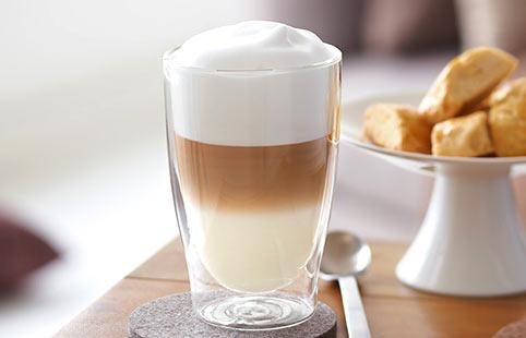 рецепт кофе латте макиато с белым шоколадом