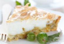 рецепты пирогов с крыжовником