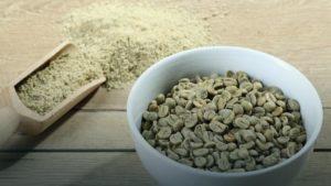 как пить зелёный кофе для похудения