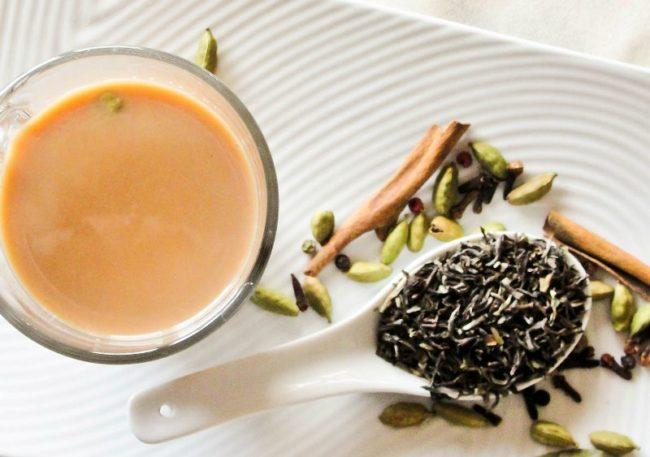 чай с кардамоном:состав,польза и противопоказания