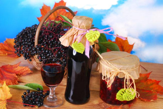 настой из ягод черноплодной рябины для женщин