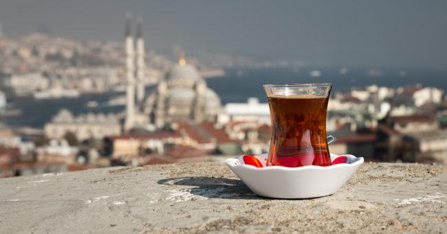Как заваривать турецкий чай
