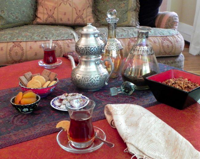 турецкий чай польза