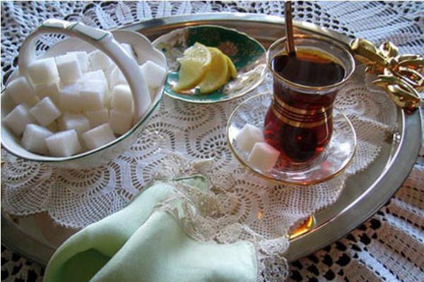 как заваривать турецкий чай Султан