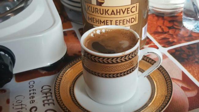 как приготовить турецкий кофе в домашних условиях