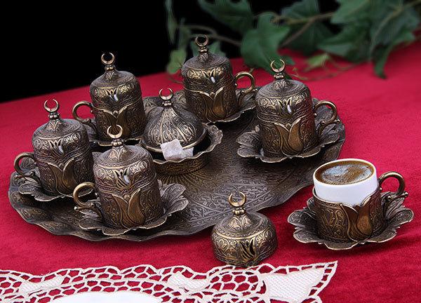производство турецкого кофе мехмет эфенди