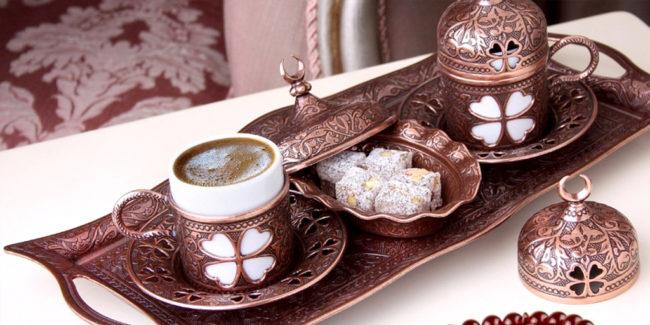 характеристика турецкого кофе Мехмет Эфенди