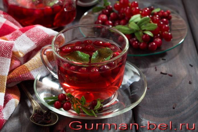 Брусничный чай: полезные свойства и противопоказания. Рецепты чая с листьями и ягодами брусники. При беременности, для лактации, для похудения