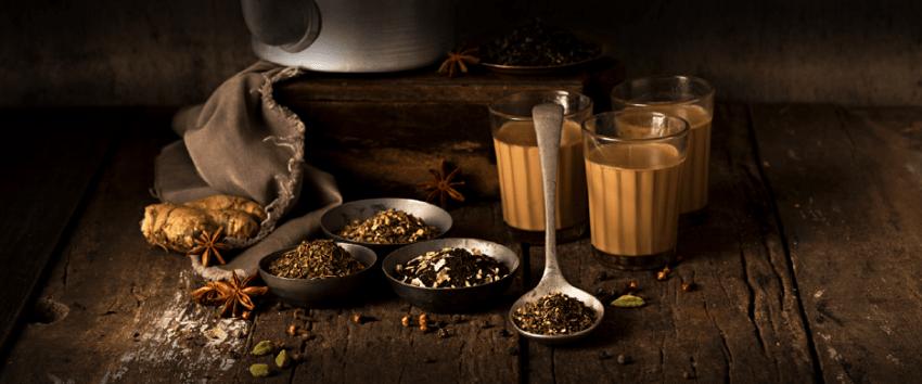 как пьют чай в Индии