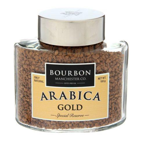 растворимый кофе Бурбон Арабика Голд