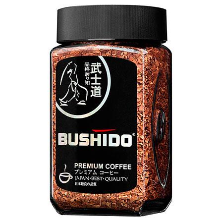 Сублимированный Кофе Бушидо - Блек Катана