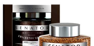 Кофе Senator (Сенатор) - отзывы, цена и ассортимент