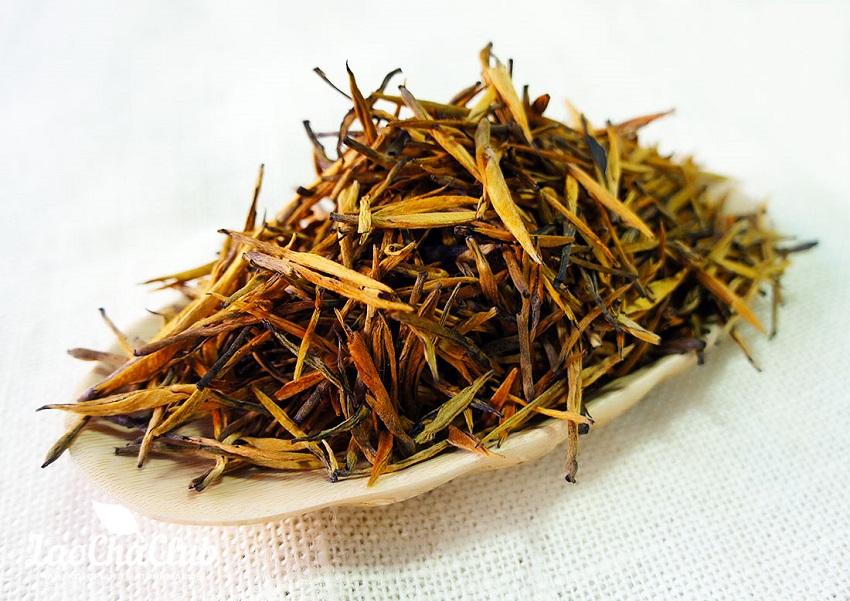 красный китайский чай Да Цзинь Чжень