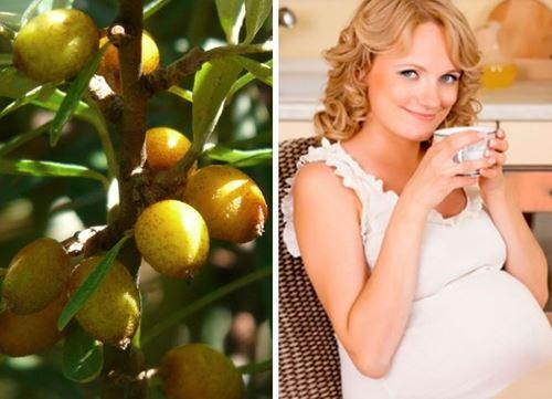 Облепиховый чай при беременности