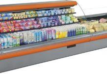 холодильная витрина - презентация товара