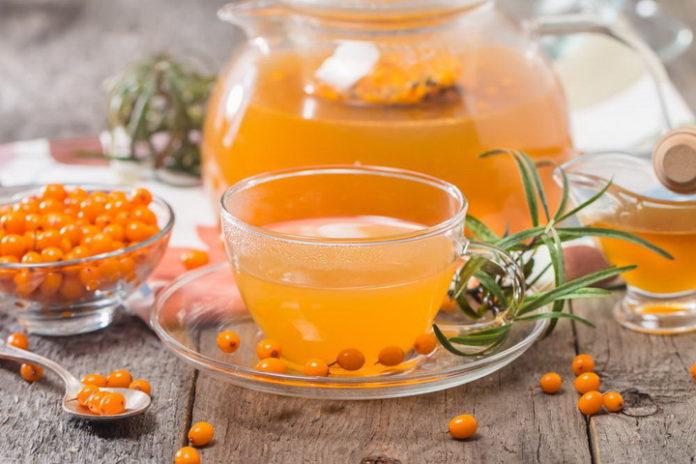 Облепиховый чай: польза и вред