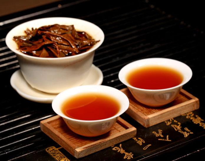 виды красного китайского чая
