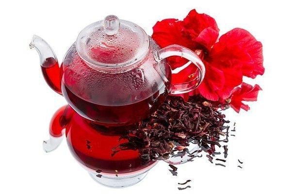 Как правильно заваривать чай каркаде разными способами