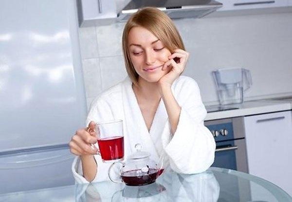 Как заваривать и пить каркаде для понижения давления