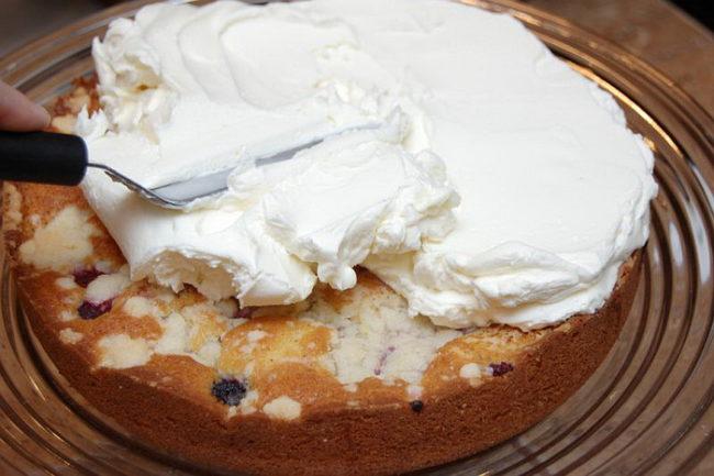 Крем Маскарпоне для торта