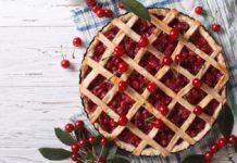 пирог с вишней - рецепты с фото пошагово