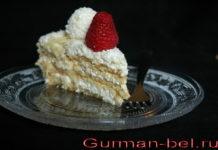 Пирожное Рафаэлло