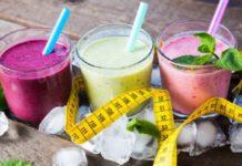 рецепты коктейлей очищающих для похудения