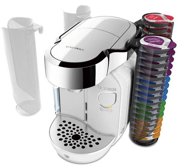 Bosch капсульная кофемашина