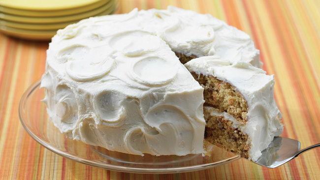 Крем чиз на сливках для торта