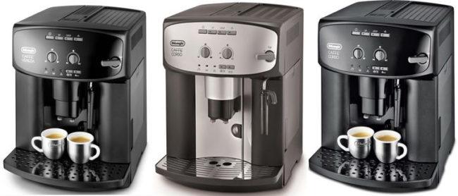 кофемашина Delonghi-ESAM