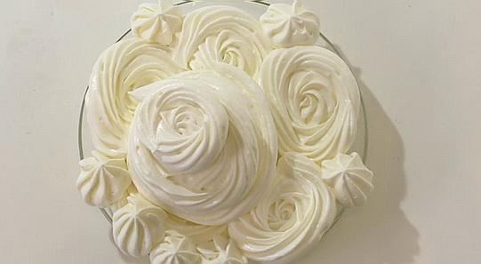 Крем Пломбир для торта на молоке