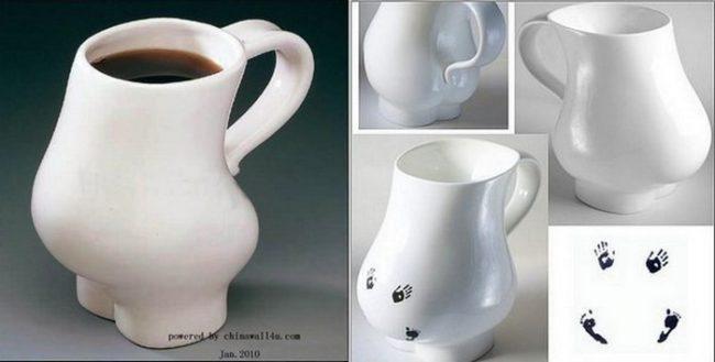 Креативная чашка для чая в подарок женщине