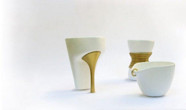 Авторские креативные кружки для чая