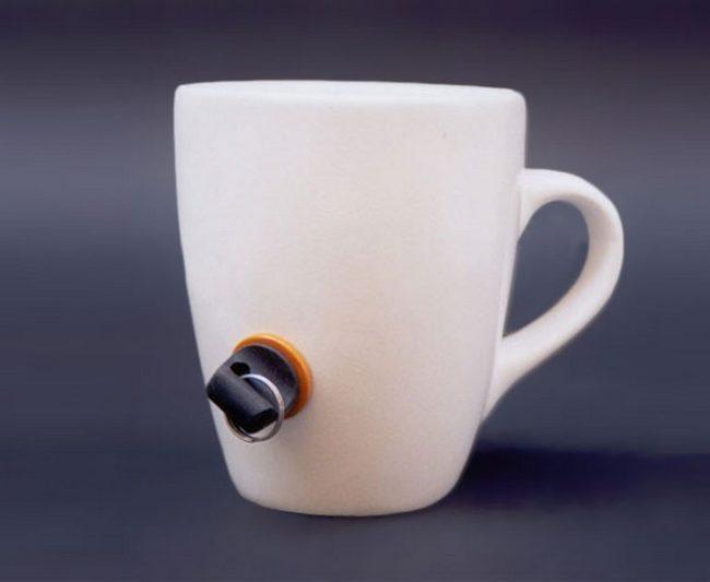 Самая интересная авторская кружка для чая или кофе