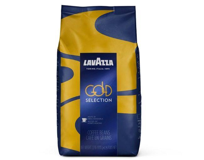 кофе Lavazza голд