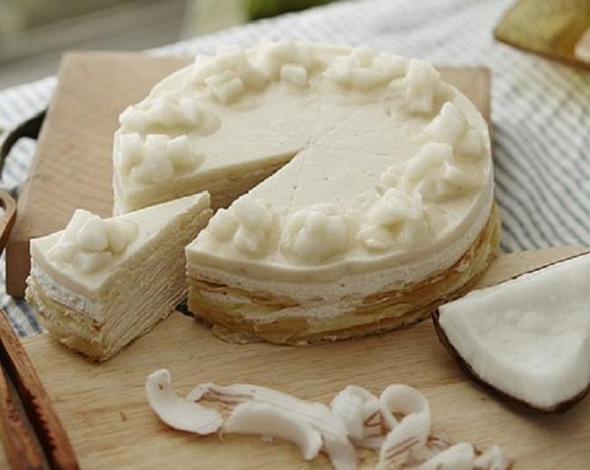 крем рафаэлло для торта - рецепт