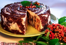 """Торт """"Трухлявый пень"""" - как приготовить в домашних условиях"""