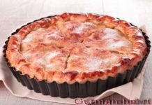 """Яблочный пирог """"Домашний"""" - рецепт вкусной выпечки"""